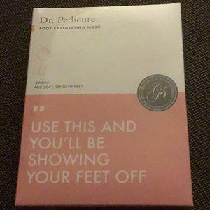 Dr. Pedicure foot exfoliating masks 3 pairs